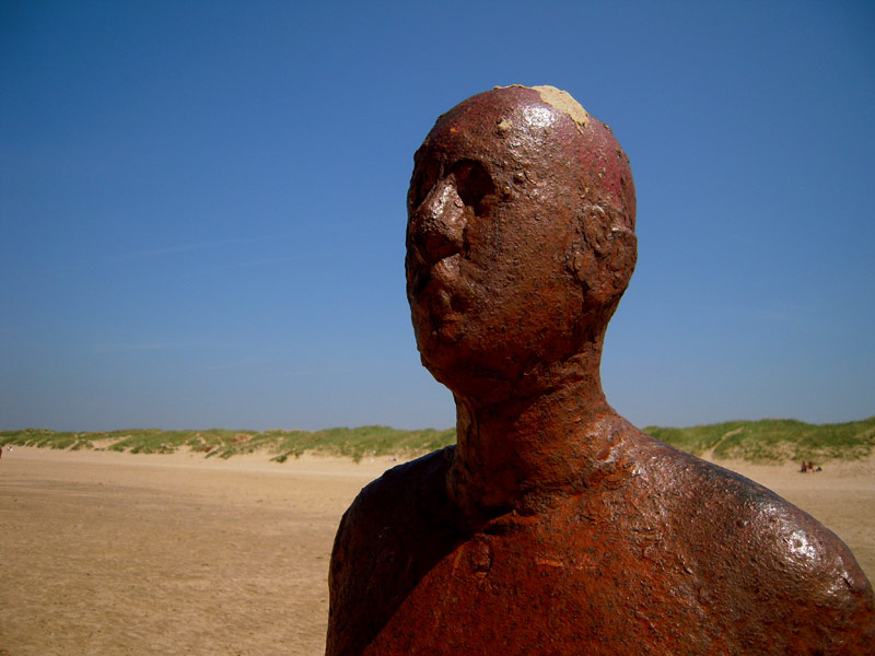 Antony Gormley artist