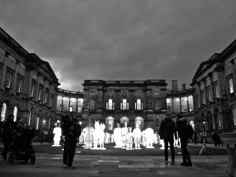 Edinburgh quad